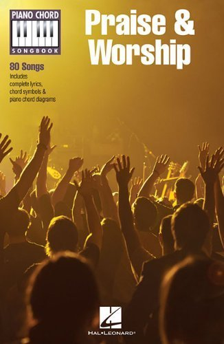 Praise & Worship - Piano Chord Songbook by Hal Leonard Corp. (2011-12-01)