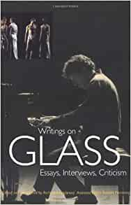 writings on glass essays interviews criticism Saul bellow essays, memoirs, cultural history and criticism, plus book and film reviews, travel writing, and documentary reports.