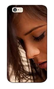 Inthebeauty BeKDe0quxRJ Case Cover Iphone 6 Protective Case Brunettes Women Lesbians Nina James Tiffany Thompson ( Best Gift For Friends)