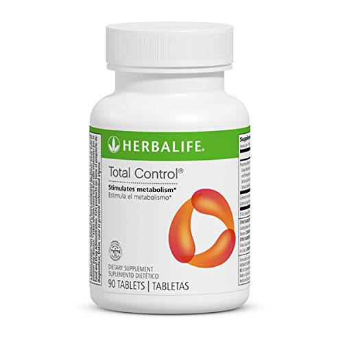 Dietary Supplement Total Control Original 90 Tablets Stimulates Metabolism (Total Control Herbalife Packs)