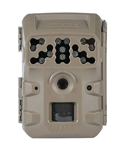 Moultrie A300 Infrared Flash Trail Camera (2019) | A-Series | MOU Mobile Compatible