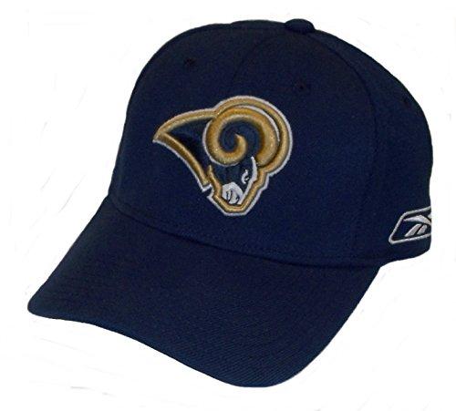 St. Louis Rams Flexfit Sideline Reebok Hat - Osfa - - Football Hat Reebok