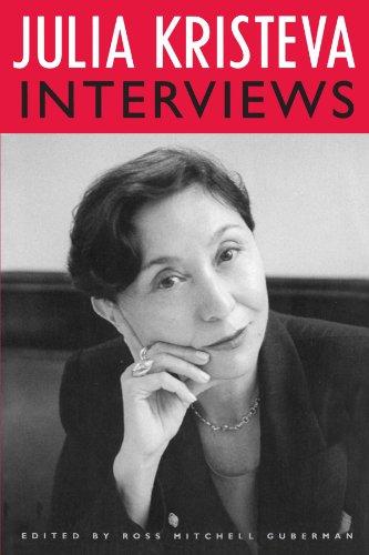 Julia Kristeva Interviews