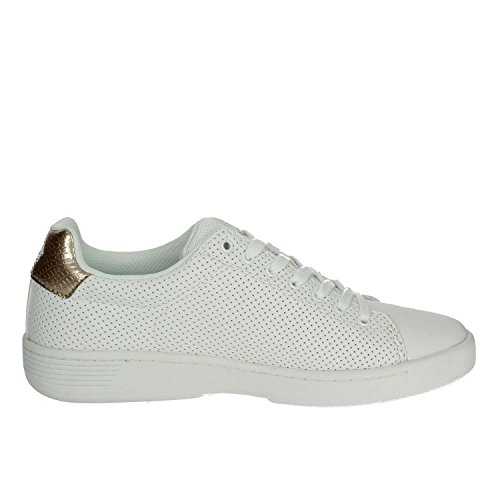 Lotto T4001 Niedrige Sneakers Damen Bianco