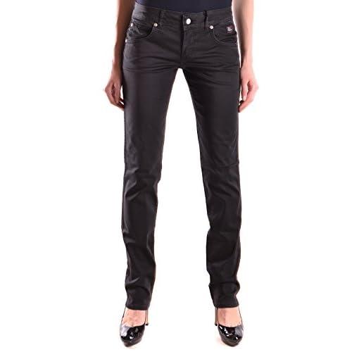 9a8b962c63 Roy Roger s Mujer MCBI262023O Negro Algodon Jeans 50%OFF - ingmanedu.fi