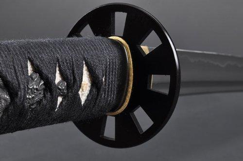 Fully Handmade Practical Japanese Samurai Katana  Wakizashi Swords 944-45