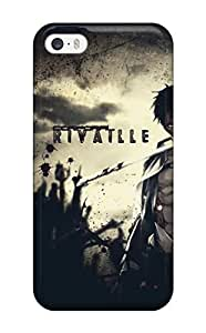 2092313K88933094 Snap-on Case Designed For Iphone ipod touch4- Attack On Titan