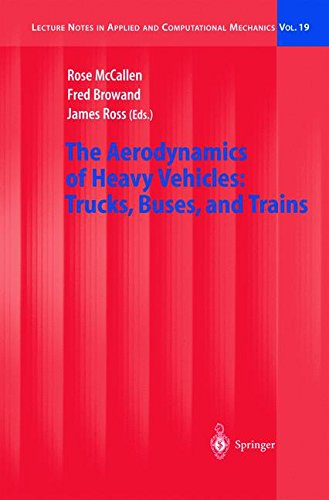 The Aerodynamics of Heavy Vehicles: Trucks, Buses, and Trains (Lecture Notes in Applied and Computational Mechanics) pdf epub