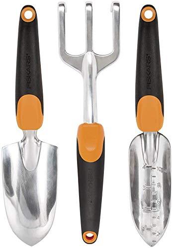 Fiskars Softouch Garden Tool 3 Piece Set, 70676935J