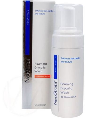Neostrata Glycolic Wash (Neostrata Foaming Glycolic Wash, 3.4 Oz Ship Worldwide)