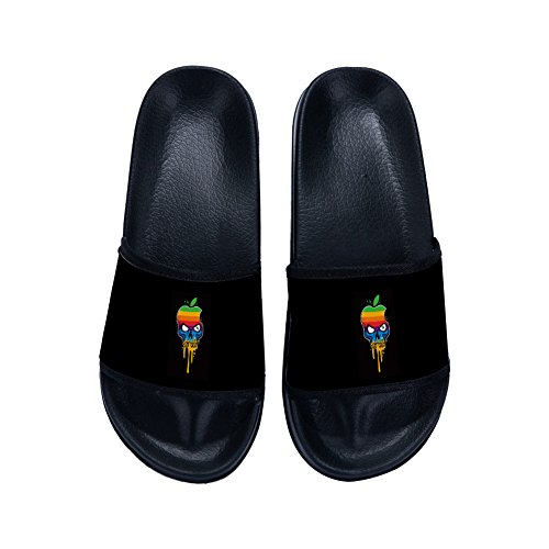 Eric Carl Women Anti-Slip Shower Sandals Couple Use Beach Pool Bathroom Gym Household Slippers by Eric Carl