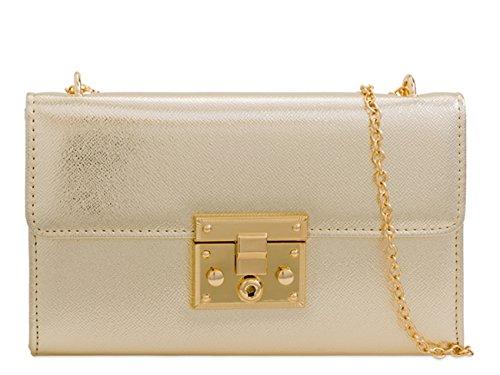 Cross 61 Light LeahWard Women's Bee Body Gold Handbags Shoulder 2286 Floral Bag 5zR68wz