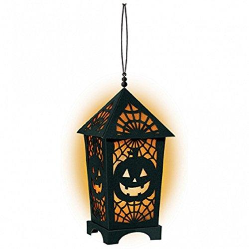 Grassland Roads Halloween Mini Lantern]()
