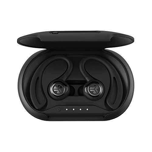 JLab Audio Epic Air True Wireless 4.1 Sport Earbuds with Mic + Charging Case by JLAB (Image #6)