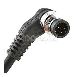 Nikon MC-25 Adapter Cord (2 Pin Accessory to 10 Pin Camera Body) for Nikon Digital SLR Cameras