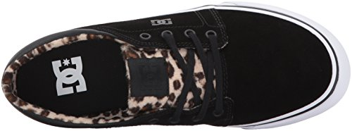 Dc Womens Trase Se Skateboarding Shoe Animal