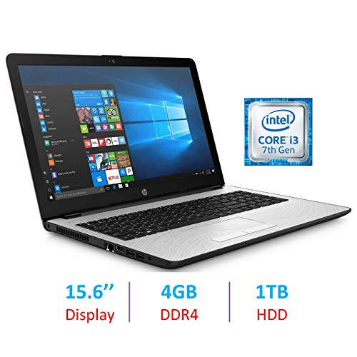 HP Premium 15.6-inch HD WLED-Backlit Display Laptop PC