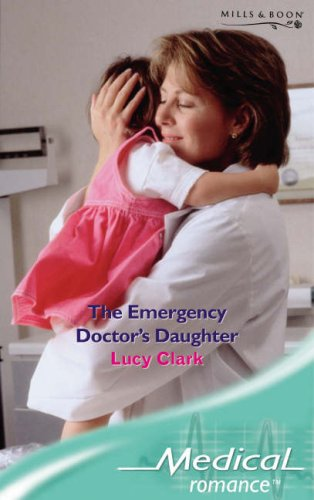 book cover of The Emergency Doctor\'s Daughter