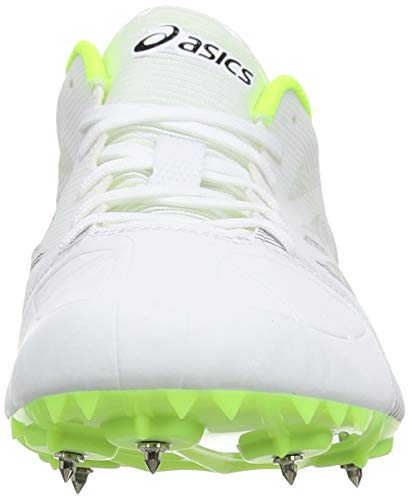 Atletismo Adulto Blanco Yellow 6 0190 Hypersprint Black de Unisex Zapatillas Asics Safety White AfIxY