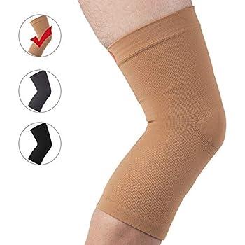 Gel Knee Pads Gel Protector para la rodilla rodillera de Capezio Bunheads