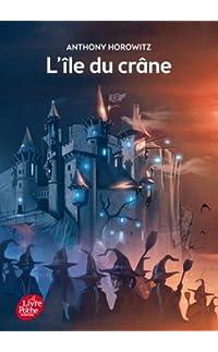 david eliot - tome 1 - l'île du crâne - poche