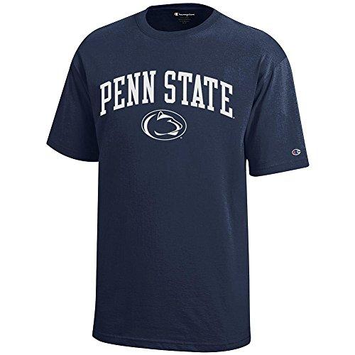 (Elite Fan Shop Penn State Nittany Lions Kids Tshirt Navy -)