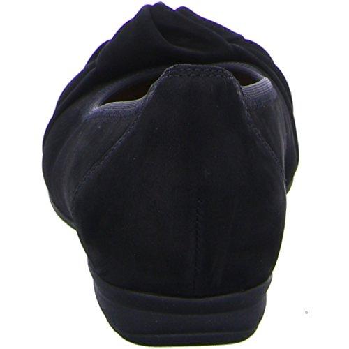 Gabor 42.043.47 - Bailarinas para mujer Negro - negro