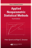 Applied Nonparametric Statistical Methods (Chapman & Hall/CRC Texts in Statistical Science)