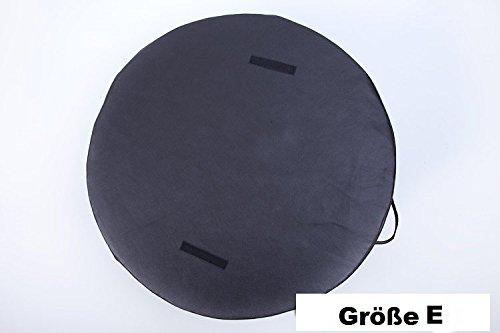 1 x borsa pneumatici pneumatici cellulare custodia per ruota di scorta 'Autostyle –  Copertura pneumatici cover misura e TMS.MAX