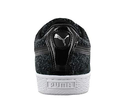 Puma Chaussures Suede De Baskets Sneaker Noir Multicolore Cuir Femme Elemental BB4Cwq