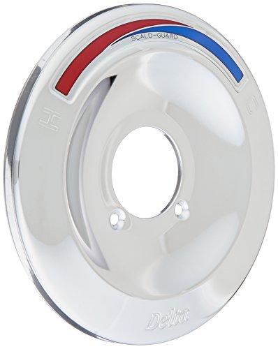 Delta Faucet RP6083 Shallow Escutcheon for Delta 600 Series, Chrome by DELTA FAUCET