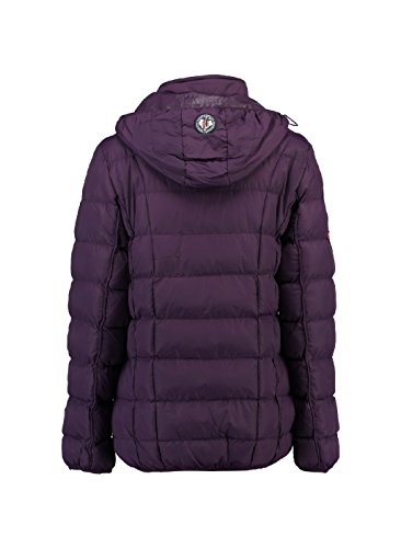 Woman Geographical Purple Parka Norway Barboo x8Pq84z