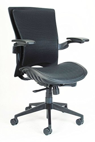 New Spec Network Executive Office Chair, Black