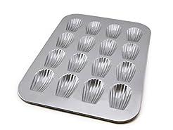 USA Pan 1297MD Bakeware Madeleine 16 Wel...