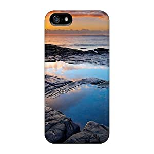 New Arrival Case Specially Design For Iphone 5/5s (sunset)