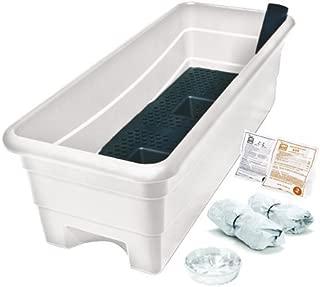 product image for EarthBox Junior White Organic Garden Kit