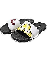 Chinelo Slide Simpsons La Faire