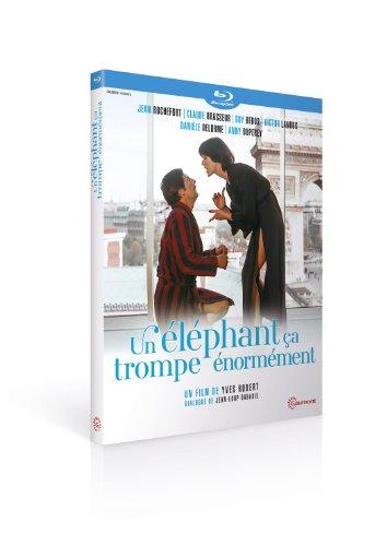 Pardon Mon Affaire ( Un éléphant ça trompe énormément ) ( An Elephant Can Be Extremely Deceptive ) [ Blu-Ray, Reg.A/B/C Import - France ]