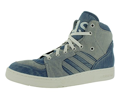 adidas is Instinct Hi Denim Men's Shoes Size 11.5