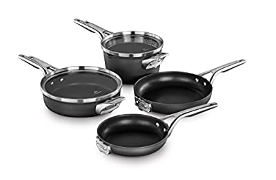 Calphalon Premier Space Saving Nonstick 6 Piece Set