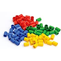Numicon 80 Coloured Pegs