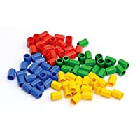 Numicon: 80 Coloured Pegs