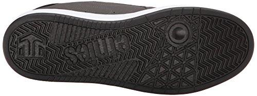 Etnies Fader Ls Skate Schoen Donker Grijs / Zwart / Wit