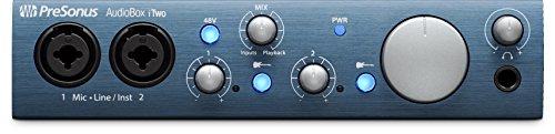 PreSonus AudioBox iTwo 2x2 USB/iPad Audio Interface