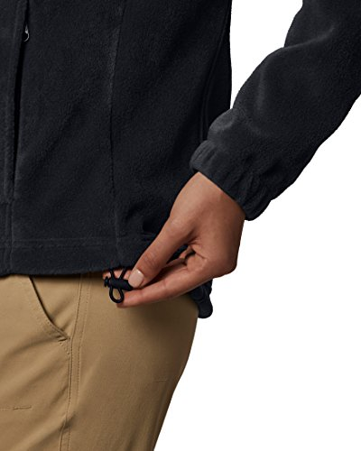 Columbia Women's Benton Springs Full Zip Jacket, Soft Fleece with Classic Fit 19