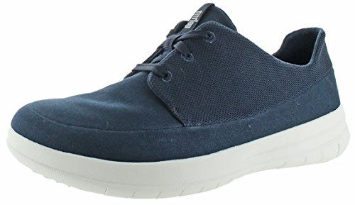 FitFlop Womens Sporty-Pop Softy Sneakers Shoes Super Navy zoHkI