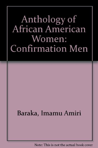 Search : Confirmation: Anthology of African American Women