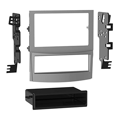 Metra 95-8910S 2 DIN Dash Kit for Subaru Legacy Outback (w/Factory NAV) '10-'12
