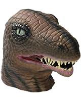 Forum Novelties Men's Dinosaur Latex Mask