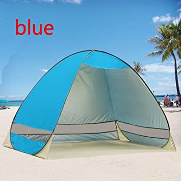 Genji Sports Pop Up Family Beach Tent And Beach Sunshelter & Amazon.com : Genji Sports Pop Up Family Beach Tent And Beach ...